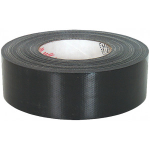"Black 100 MPH Military Duct Tape (2"" x 60 Yards)"