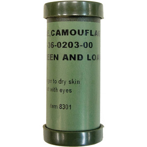 Light Green/Loam NATO Camouflage Paint Stick