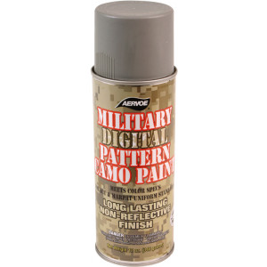 Foliage Green Camouflage Spray Paint - 12oz