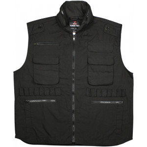 Kids Black Military Tactical Ranger Vest