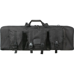 Black Tactical Safety Long Rifle Case
