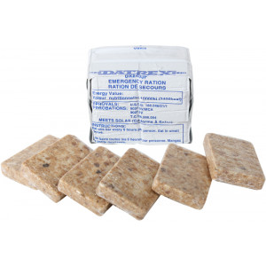 Datrex 2400 Calories Emergency Food Ration Military Kit