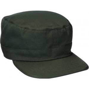 Olive Drab Military Adjustable Patrol Fatigue Cap