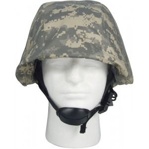 ACU Digital Camouflage Military MICH Tactical Helmet Cover