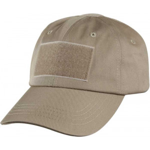 Khaki Military Low Profile Baseball Hat Tactical Operator Cap
