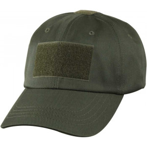 Olive Drab Military Low Profile Baseball Hat Tactical Operator Cap
