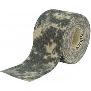 ACU Digital Camouflage McNett Self-Cling Form Tape
