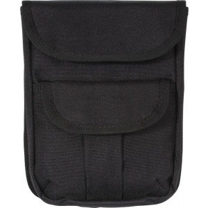 Black Military MOLLE 2-Pocket Military Ammo Pouch