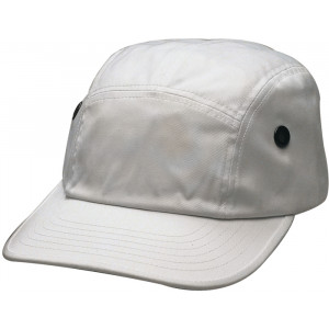 White Military Street Adjustable Hat Urban Cap