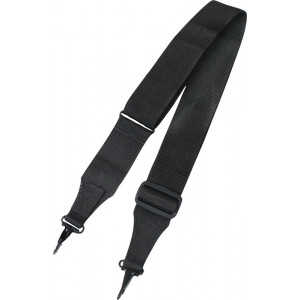 Black General Purpose Extra Long G.I. Tactical Utility Straps (55'')