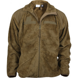 Coyote Brown ECWCS Polar Fleece Gen III Level 3 Jacket