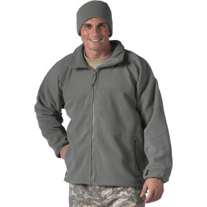 Foliage Green ECWCS Polar Fleece Jacket / Parka Liner