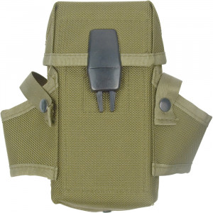 Olive Drab Genuine GI USED M-16 30 Round Clip Pouch