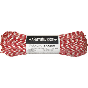 Strawberry Fields 550LB Type III Nylon Paracord Rope 100 Feet