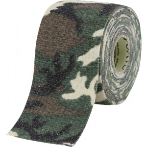 Woodland Camouflage McNett Self-Cling Form Tape