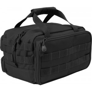 Black Tactical MOLLE Military Mechanics Tool Bag