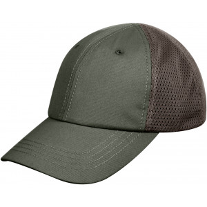 Olive Drab Mesh Back Tactical Cap