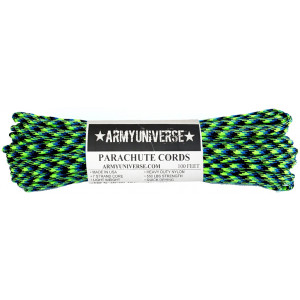 Aquatica 550LB Type III Nylon Paracord Rope 100 Feet