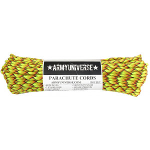 Explode 550LB Type III Nylon Paracord Rope 100 Feet