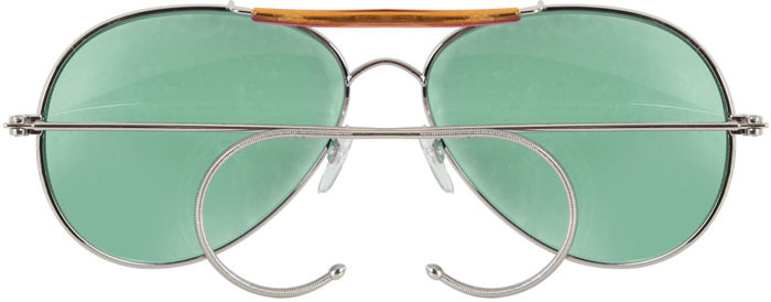 Green Lenses Military Air Force Aviator Sunglasses 1983ceb1730