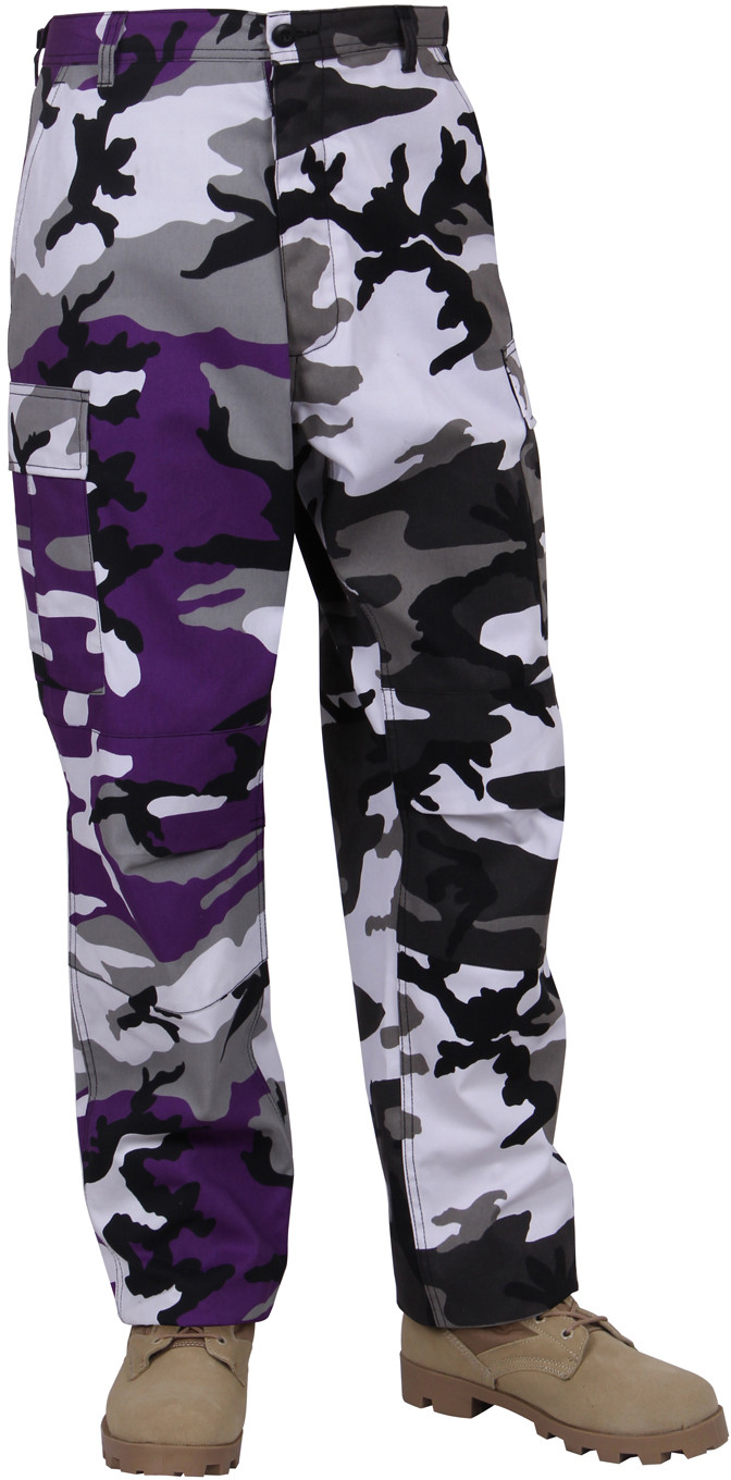 Two-Tone Camo BDU Pants 3e392f0cbfa