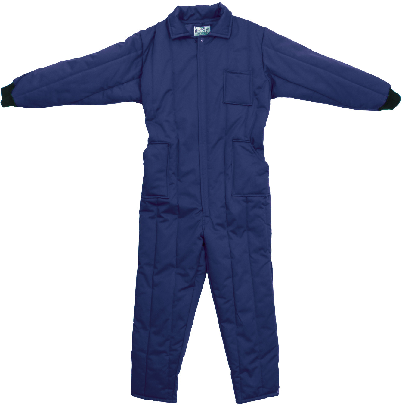 Navy Blue Cold Weather Insulated Coverall Jumpsuit 74477bcc39a