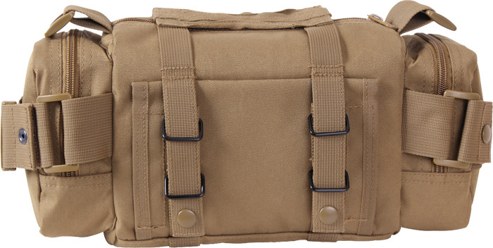 Coyote Brown Military Tactical Convertipack Shoulder