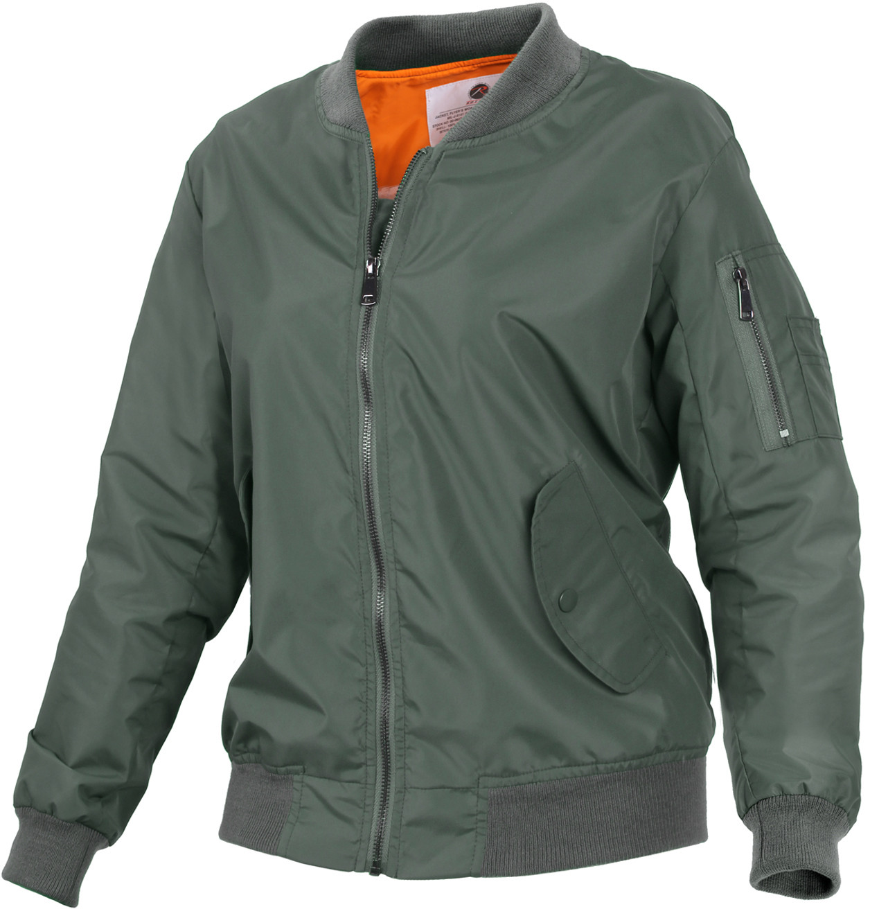 Womens flying jacket