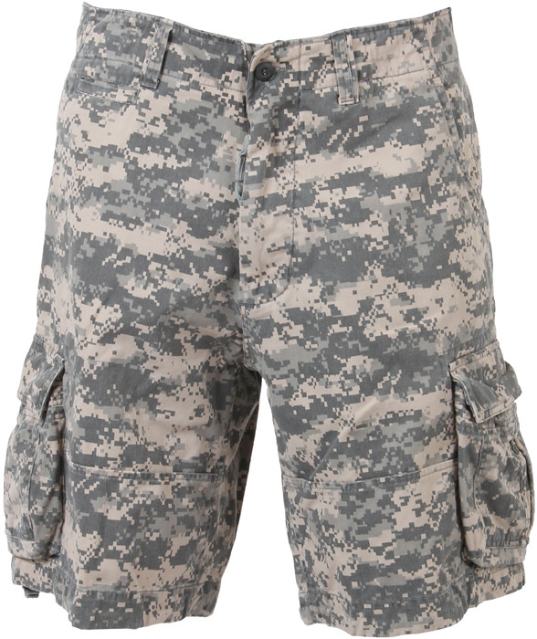 More Views. ACU Digital Camouflage Vintage Military Infantry Utility Shorts  ... 0c5a9ac9ffc