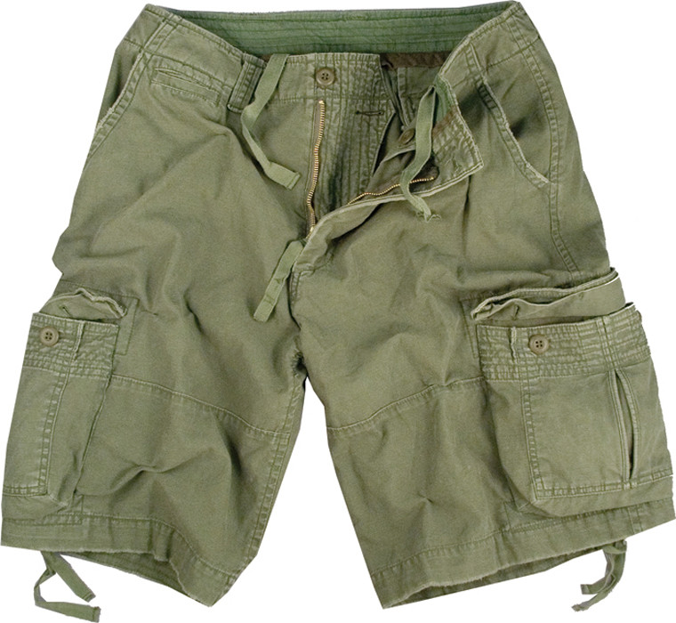 More Views. Olive Drab Vintage Military Infantry Utility Shorts ... 1cb69938a5a