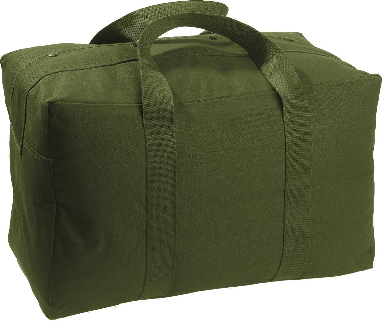 ... Olive Drab Military Parachute Travel Cargo Bag (24