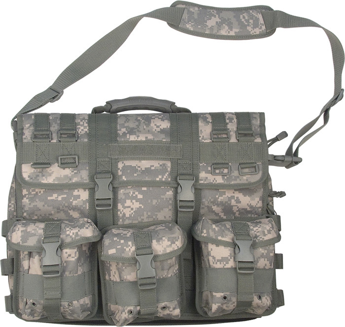 Acu Digital Camouflage Military Molle Tactical Shoulder