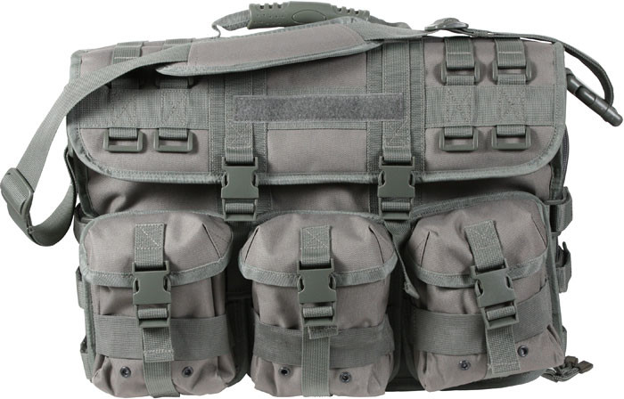 More Views. Foliage Green Military MOLLE Tactical Shoulder Computer  Briefcase ... d50c2524891