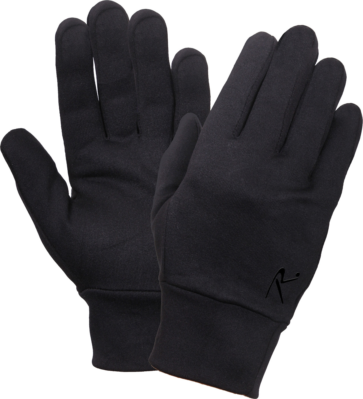Black Military Lightweight Cold Weather Tactical Glove Liners f7851bdf0db8