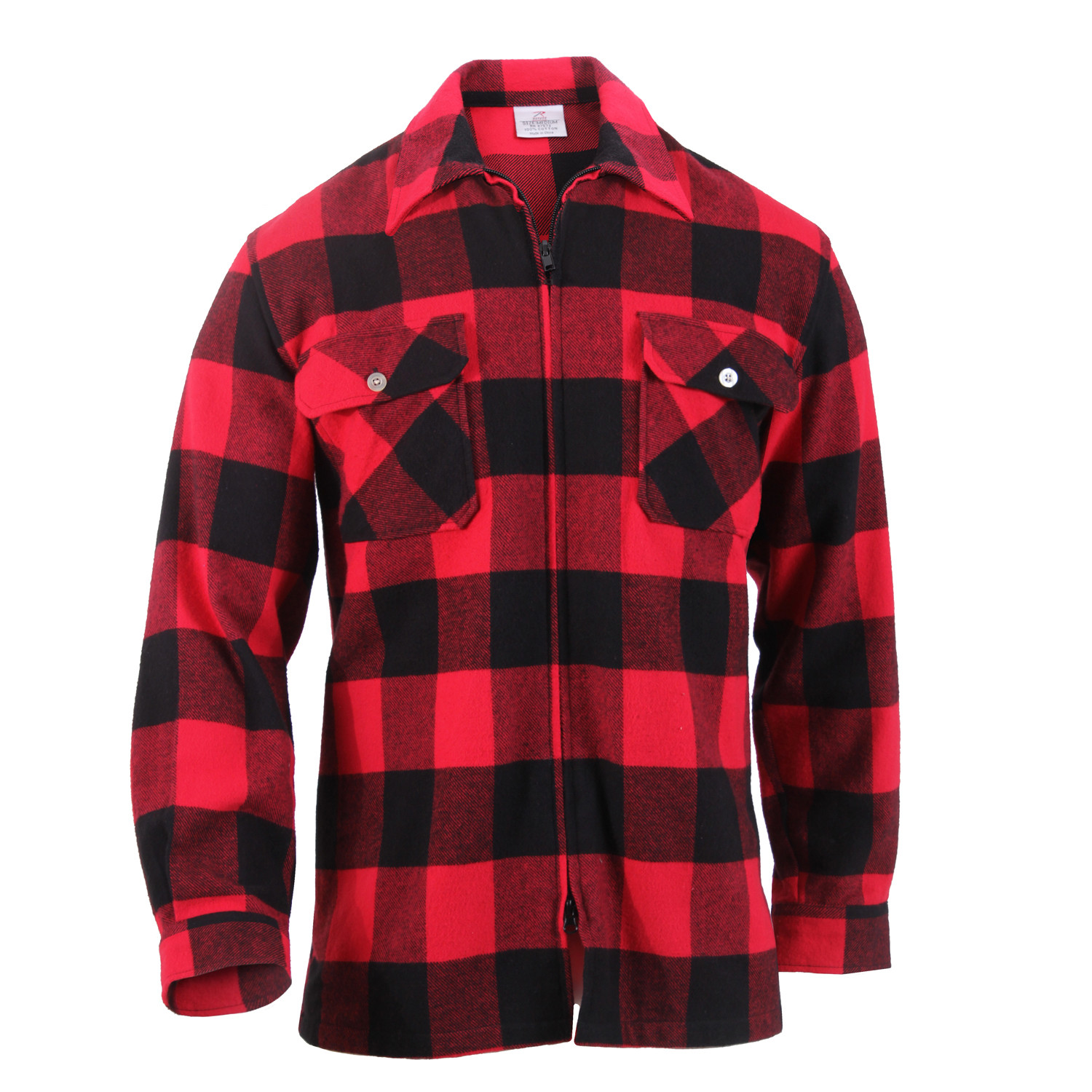 Concealed Carry Flannel Shirt e769193868a