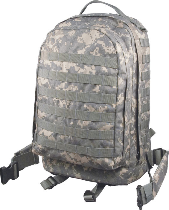 Details about  /Army ACU Digital Camo ASSAULT PACK Tactical Military Style Backpack w// Molle