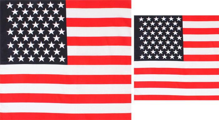 Red White   Blue US American Flag Pack 22