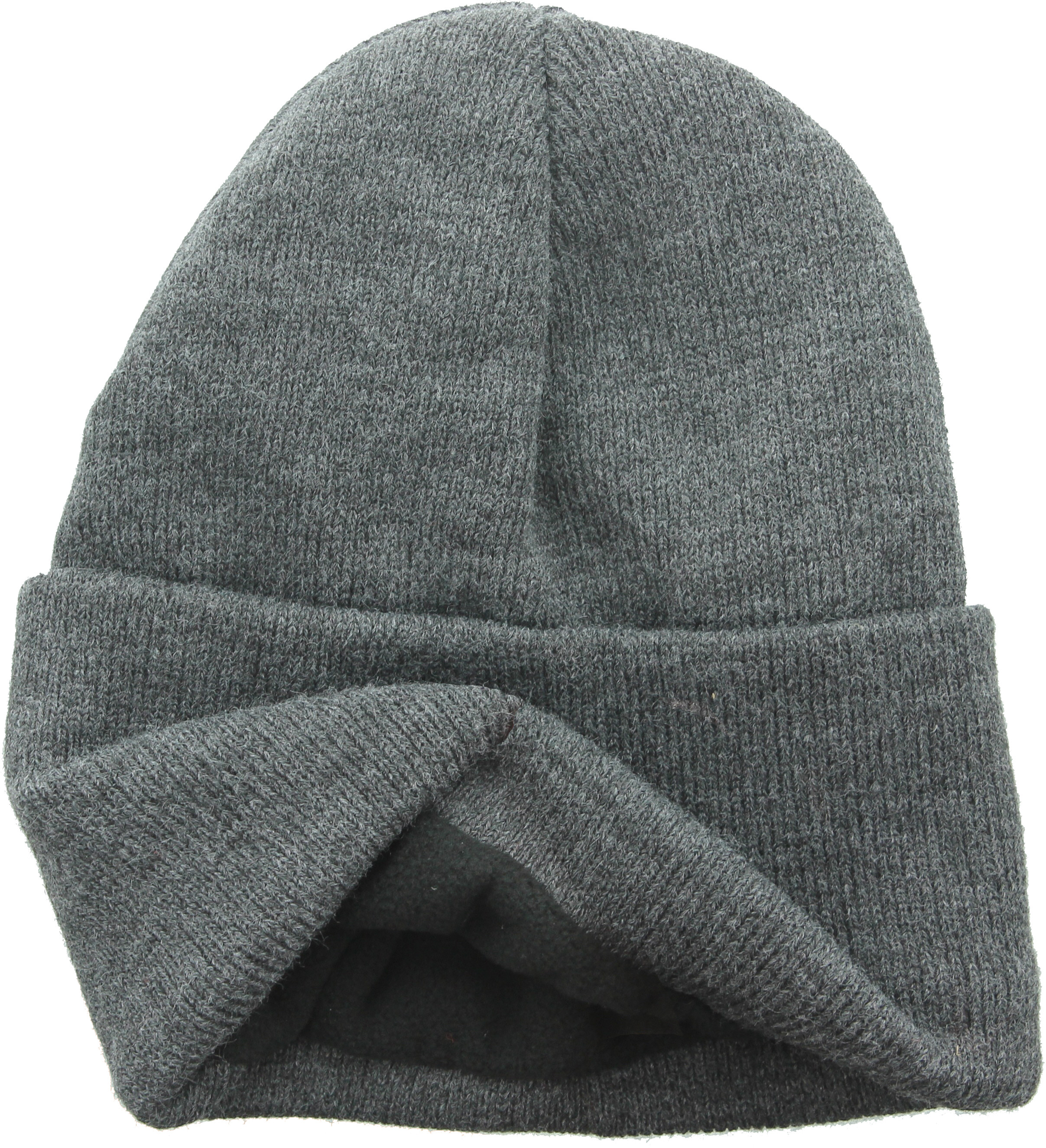 Big House Cold Weather Heavy Winter Fleece Lined Watch Cap USA Made 094217961