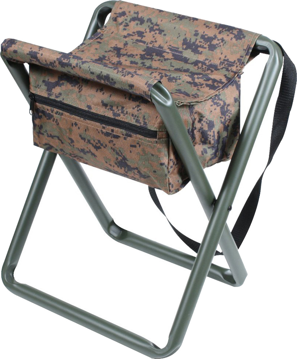 Amazing Us Army Folding Stool Folding Stool Without Armrest Woodland Inzonedesignstudio Interior Chair Design Inzonedesignstudiocom