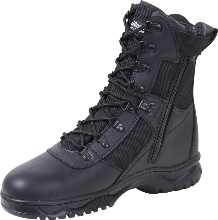 Black Military Insulated Tactical 8