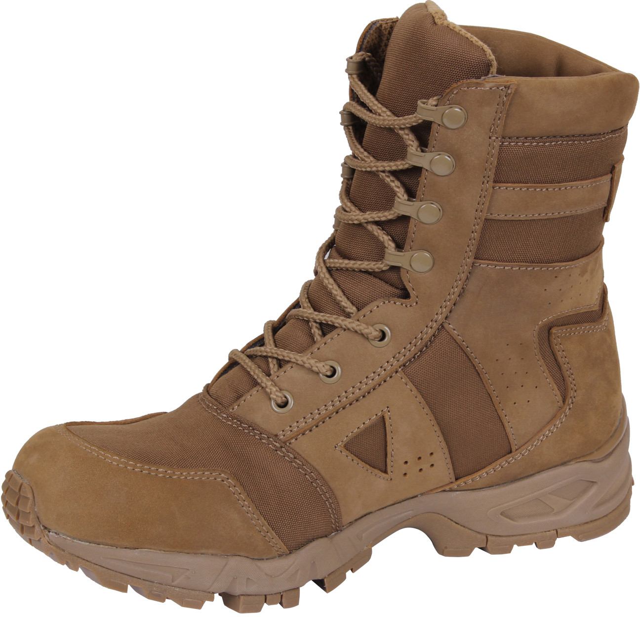 Coyote Brown AR 670-1 Compliant Forced Entry Tactical Boots da690987c13