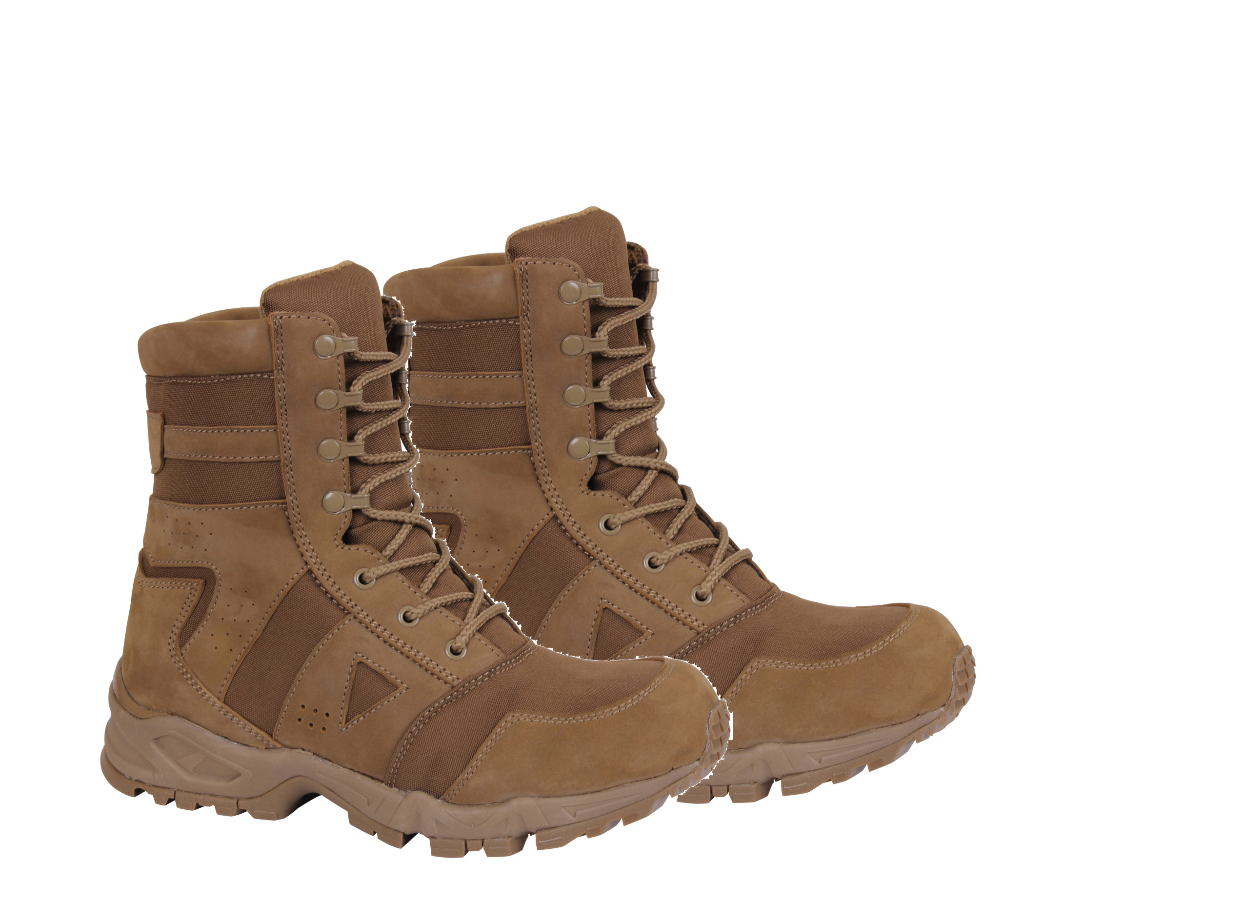 Coyote Brown AR 670-1 Compliant Forced Entry Tactical Boots 1bdd46376a5