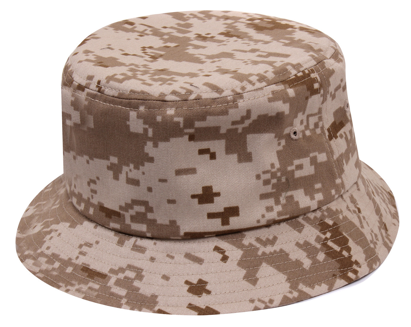37bb4271aa4f1 ... Desert Digital Camouflage Military Classic Bucket Hat ...