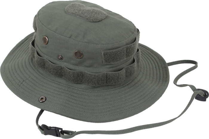 Olive Drab Tactical Military Rip-Stop Boonie Hat 89bac8f3e0a
