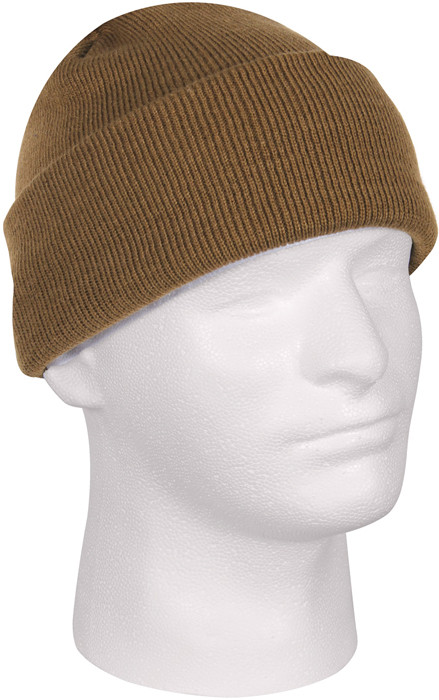 More Views. Coyote Brown Military Deluxe Winter Beanie Hat Acrylic Watch Cap 98bec2972e8