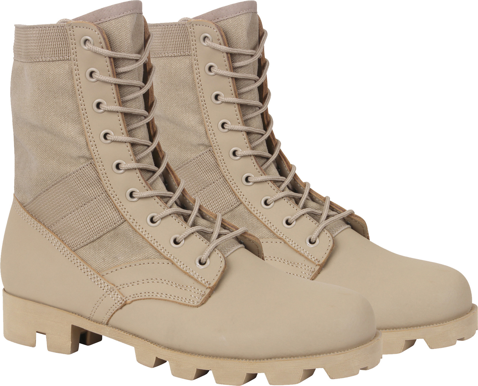 More Views. Desert Sand Leather Panama Sole Military Combat Jungle Boots ... 99f9e57dcc4