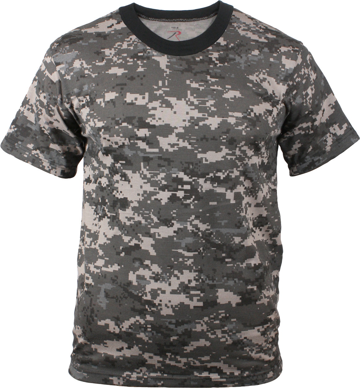 Subdued Urban Digital Camouflage Military Short Sleeve T-Shirt e6957af8950