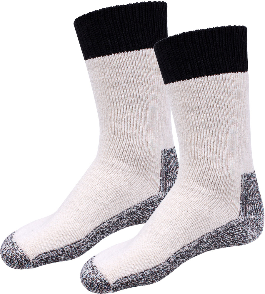 More Views. Natural Heavy Weight Thermal Boot Socks Pair a32c80e60a3