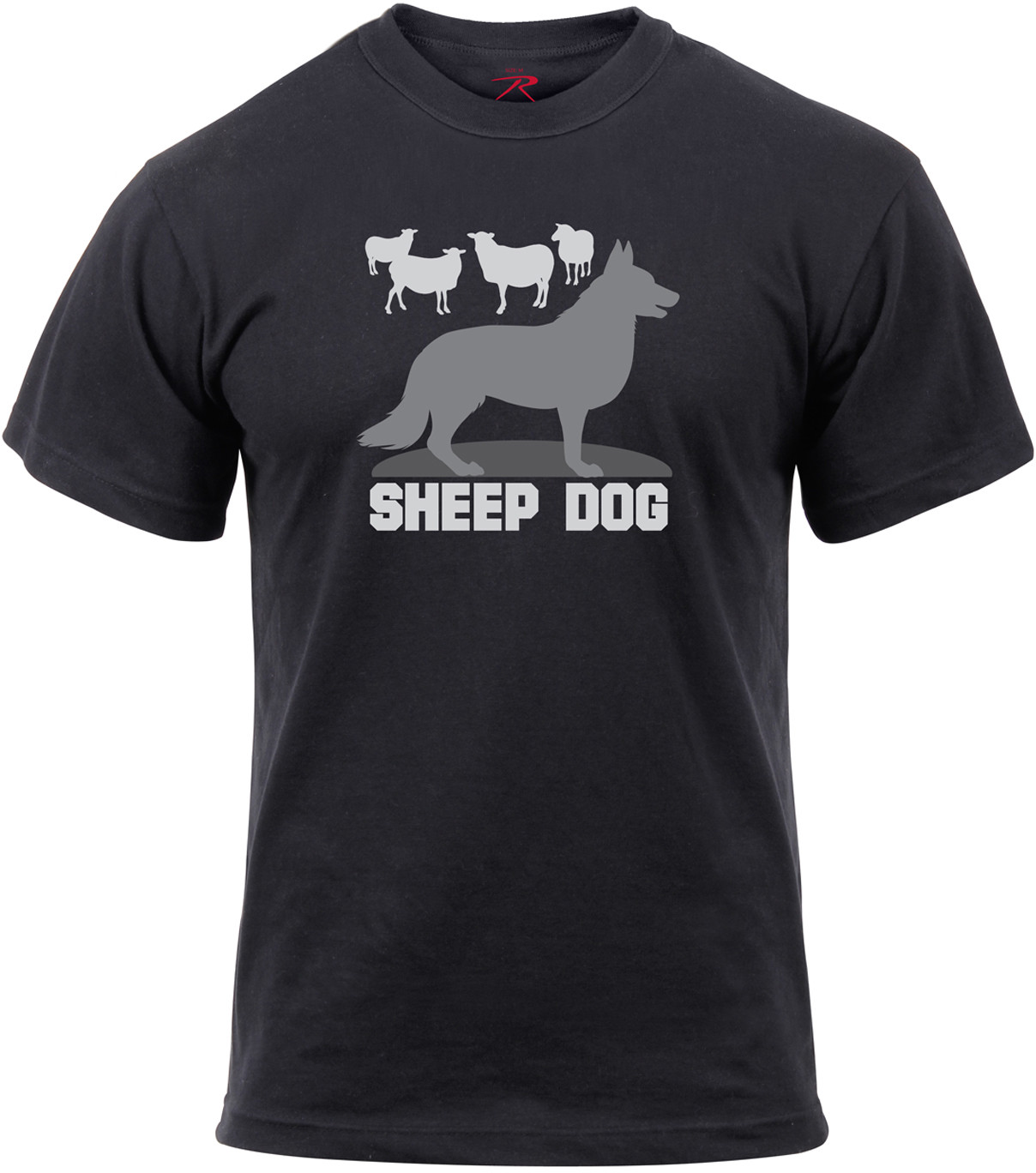 More Views. Black Sheep Dog T-Shirt 6d115eee44e