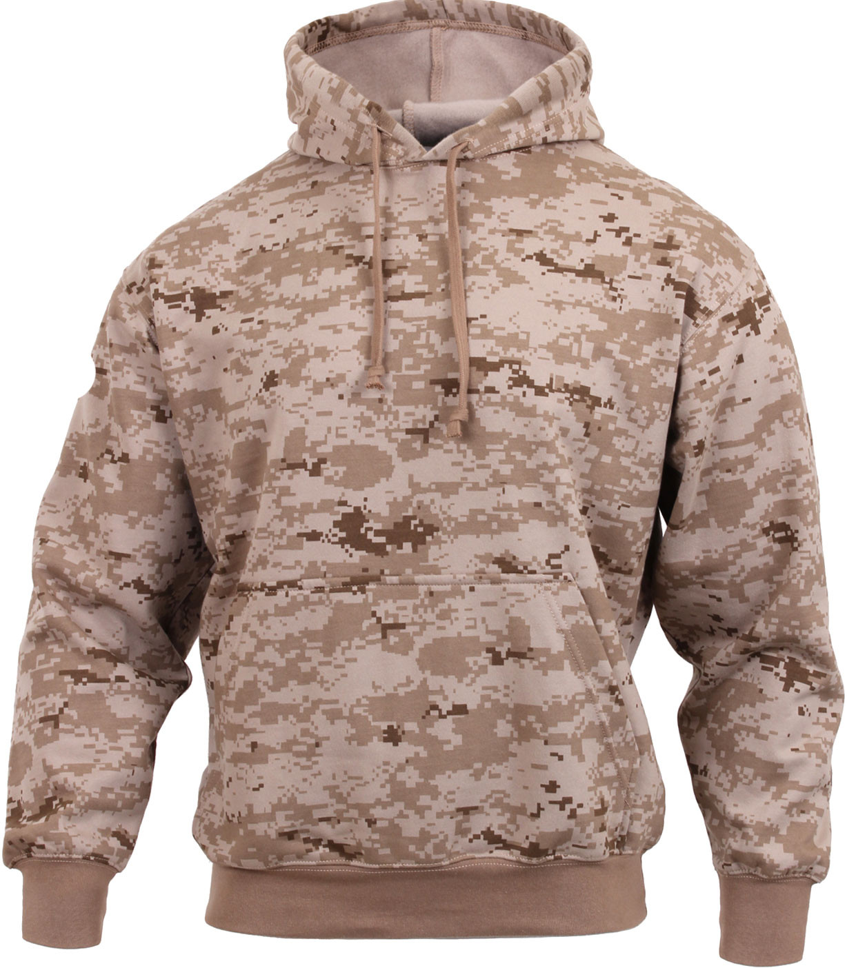 More Views. Desert Digital Camouflage Military Hooded Pullover Sweatshirt 4e19cd95ddc
